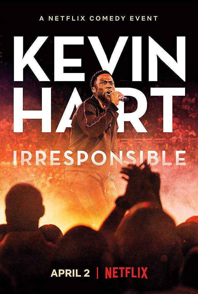 Kevin Hart: Irresponsible kapak