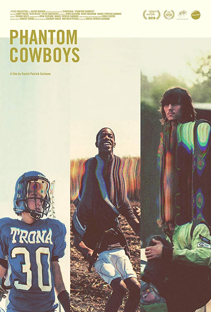 Phantom Cowboys kapak