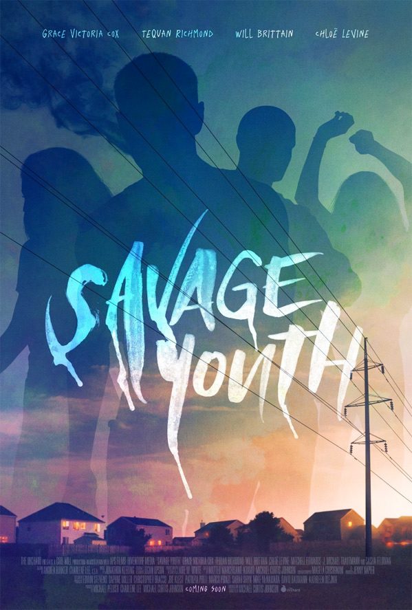 Savage Youth kapak