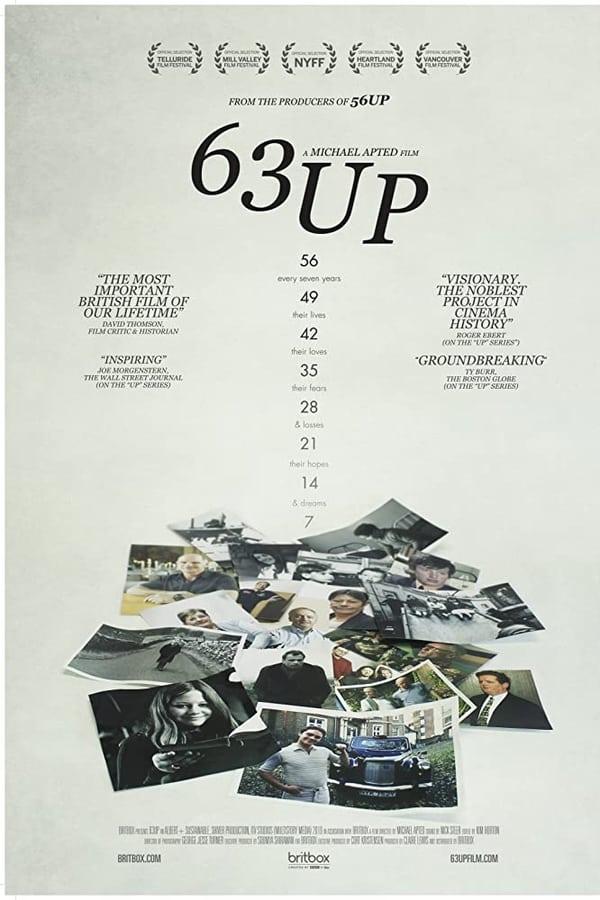 63 Up kapak