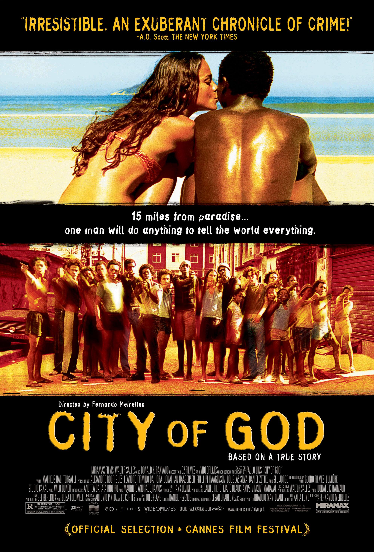 City of God kapak