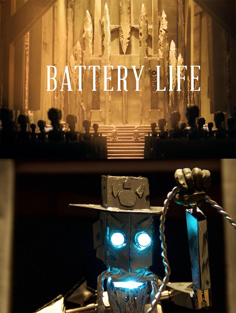 Battery Life kapak