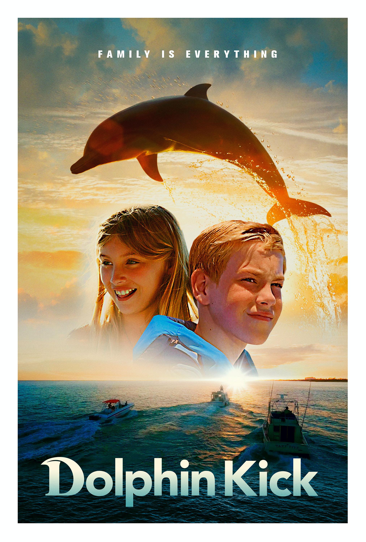 Dolphin Kick kapak