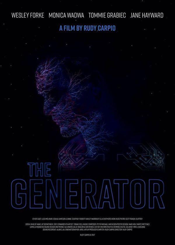 The Generator kapak