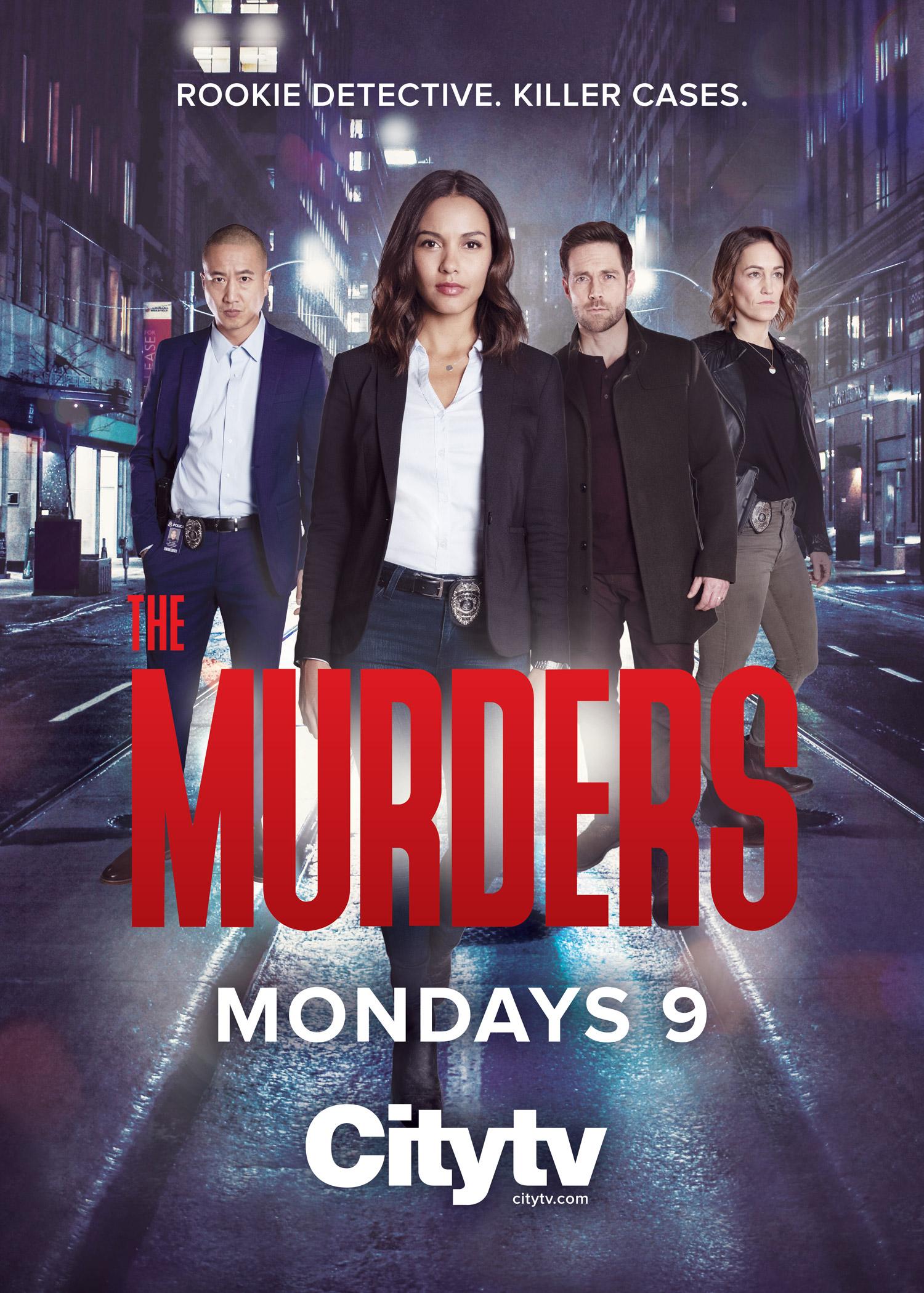 The Murders kapak