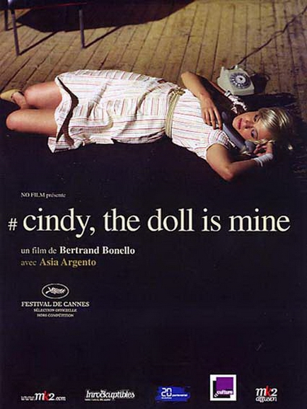 Cindy: The Doll Is Mine kapak