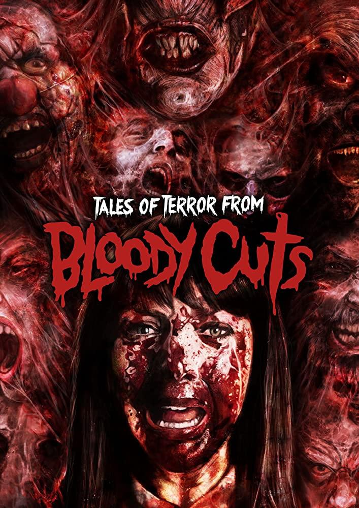 Bloody Cuts kapak