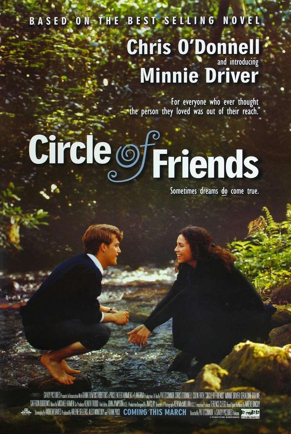Circle of Friends kapak