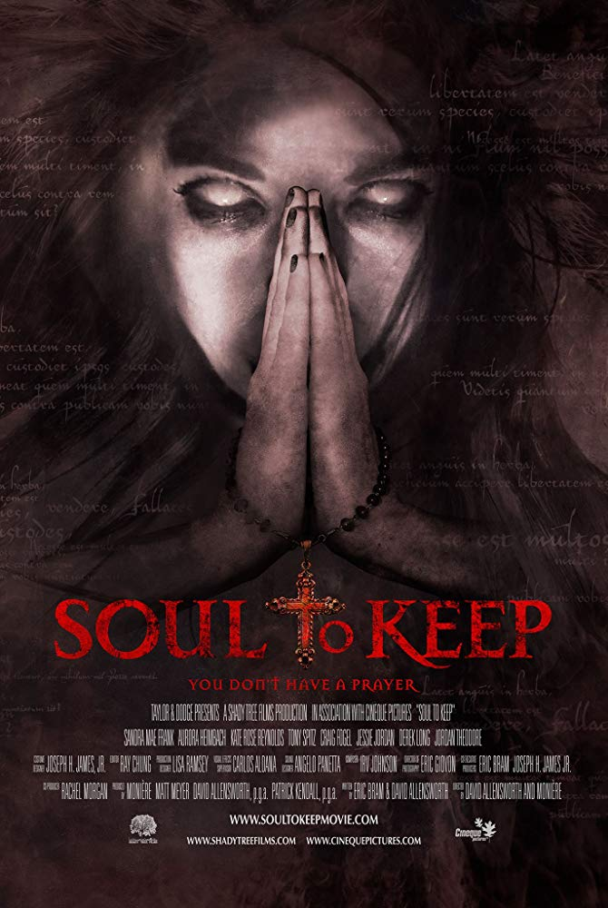 Soul to Keep kapak