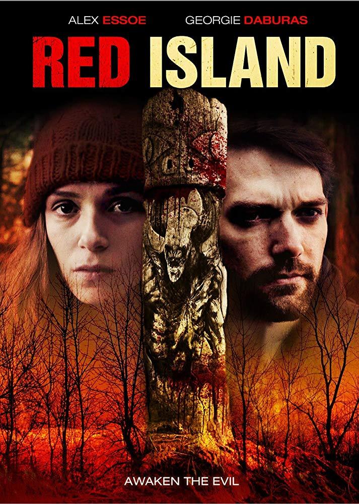 Red Island kapak