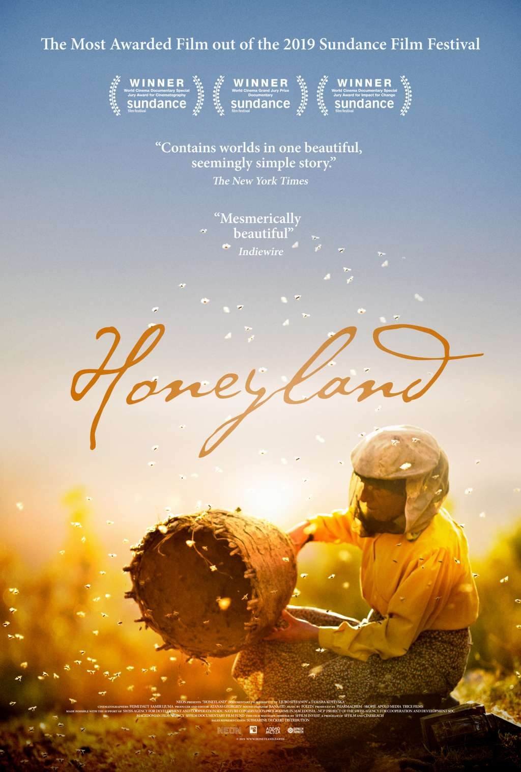 Honeyland kapak
