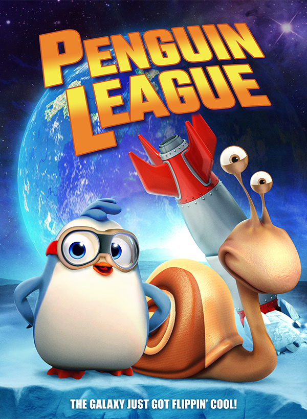 Penguin League kapak