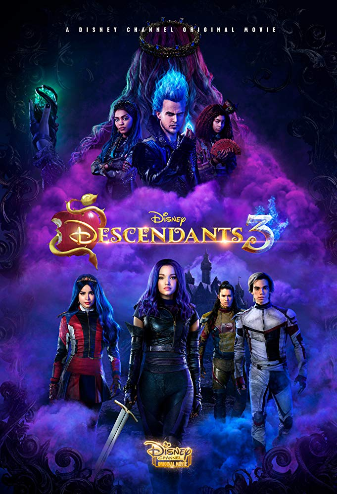 Descendants 3 kapak