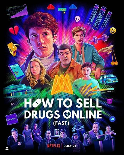 How to Sell Drugs Online (Fast) kapak