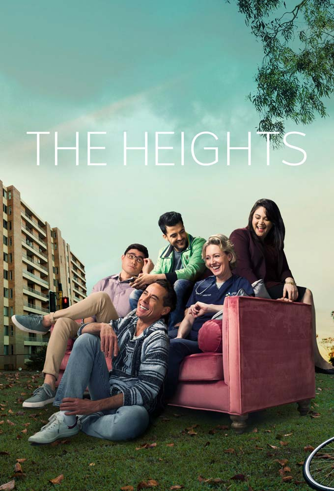 The Heights kapak