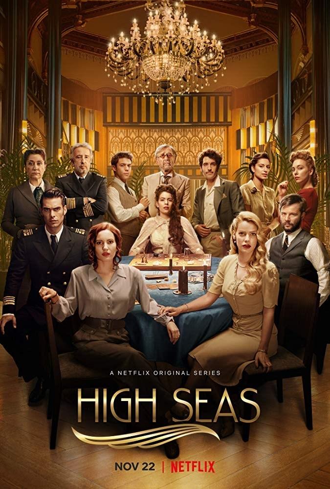 High Seas kapak