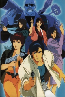 City Hunter kapak
