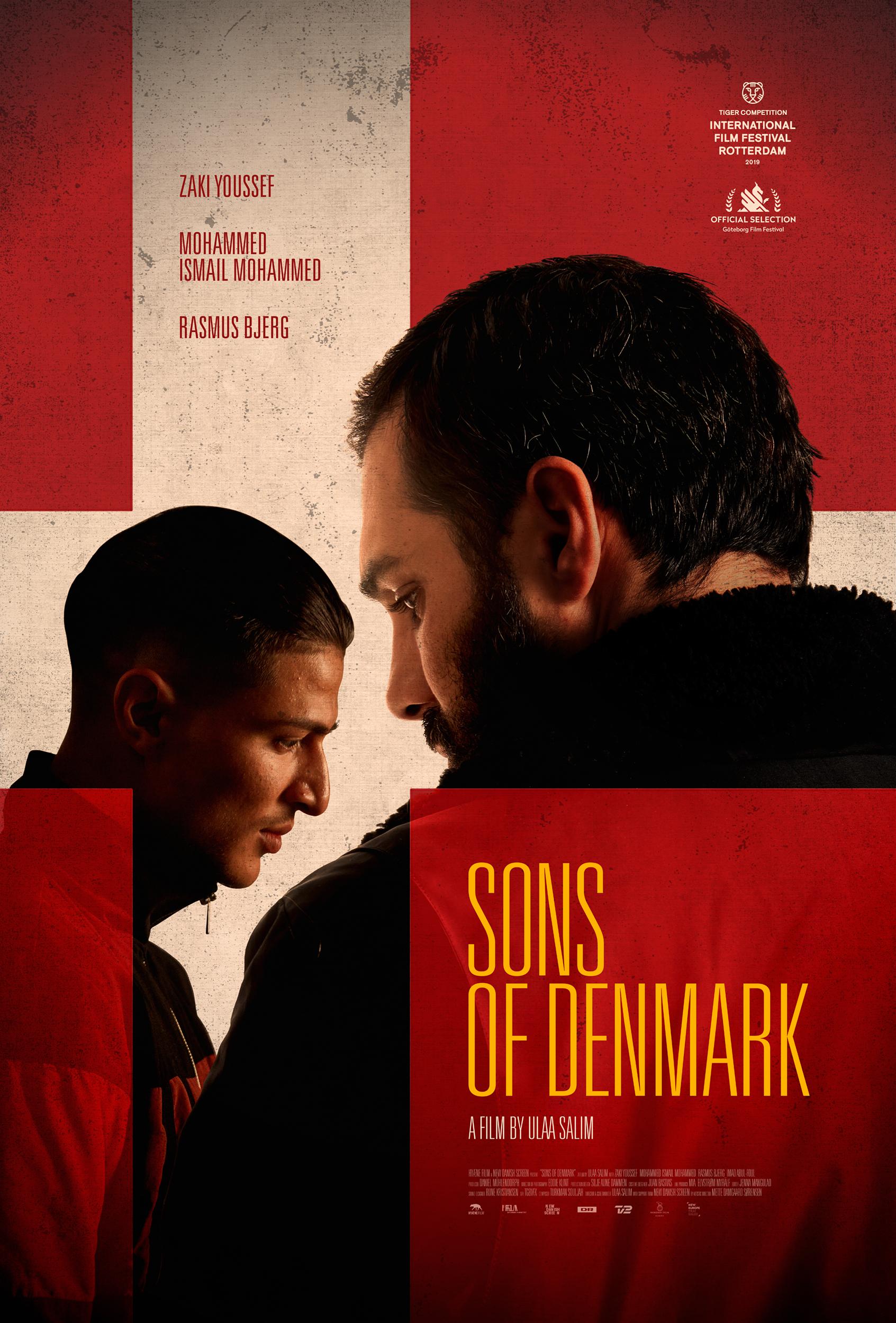 Sons of Denmark kapak