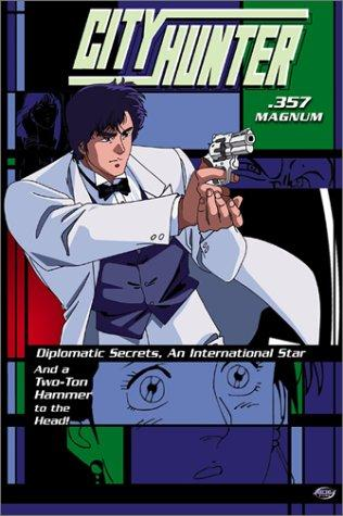 City Hunter: .357 Magnum kapak