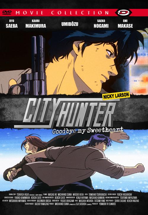 City Hunter: Goodbye My Sweetheart kapak