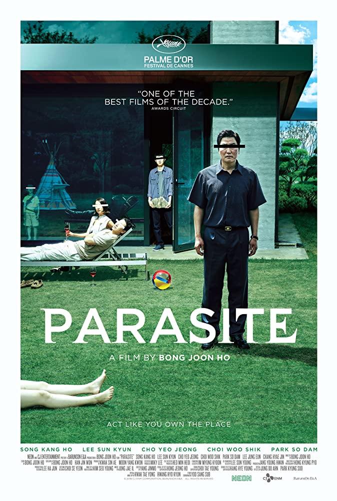 Parasite kapak