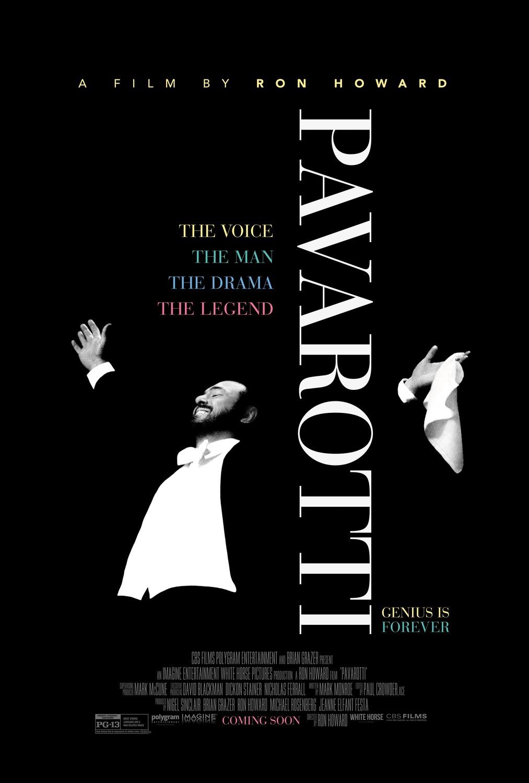 Pavarotti kapak