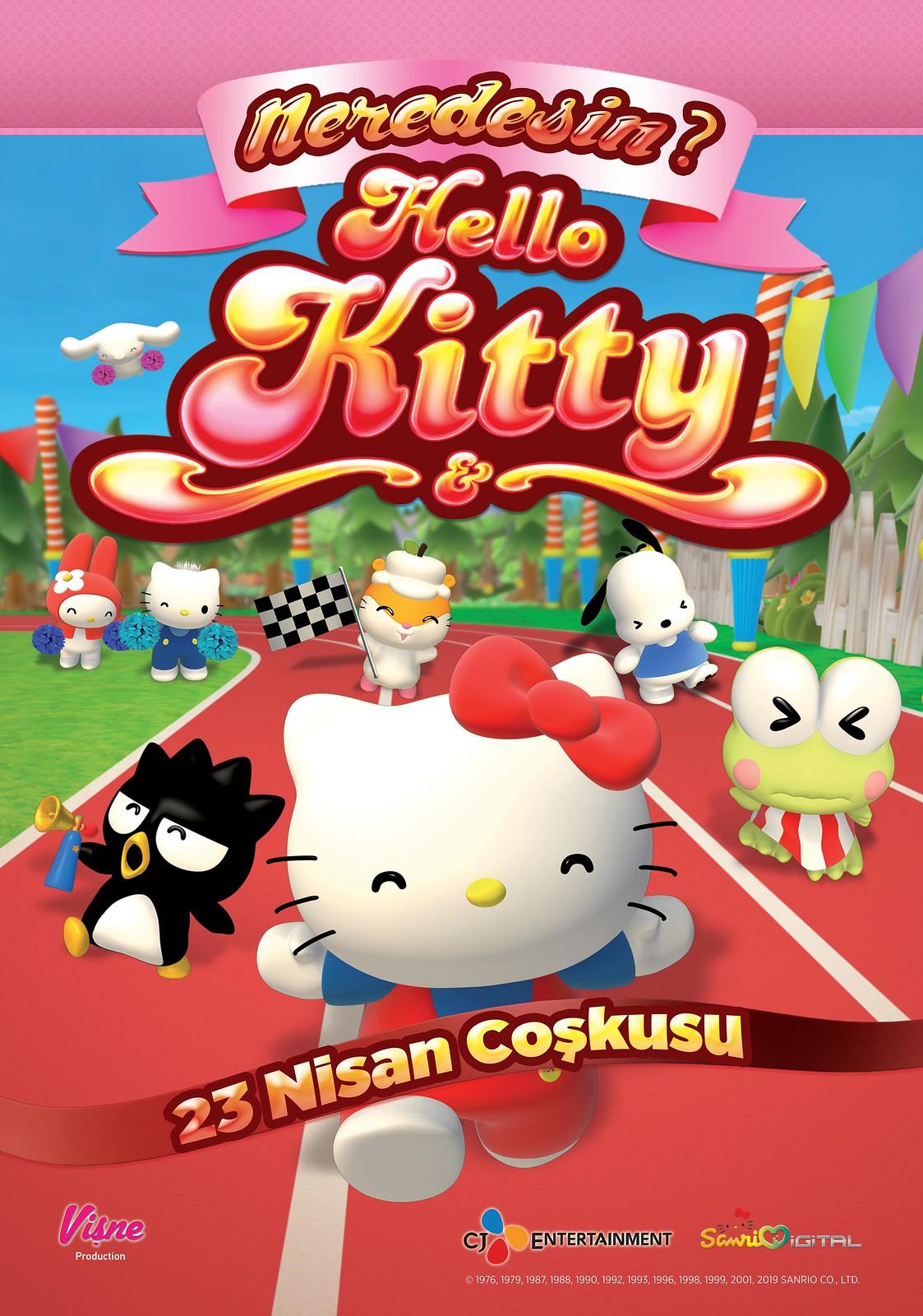 Hello Kitty kapak