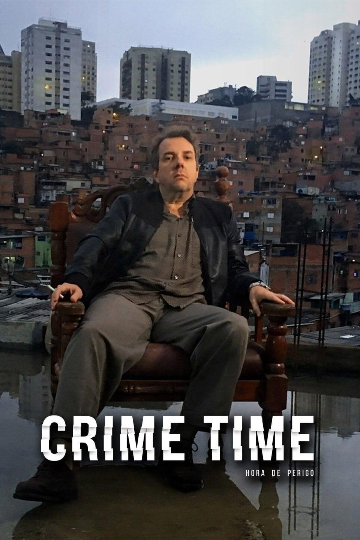Crime Time kapak