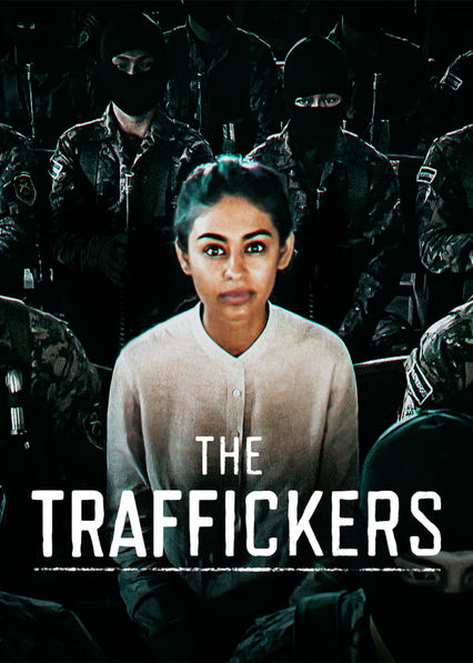 The Traffickers kapak