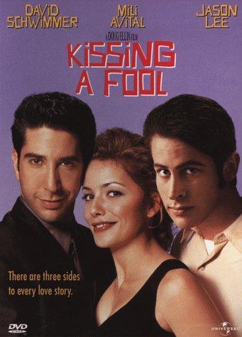 Kissing a Fool kapak