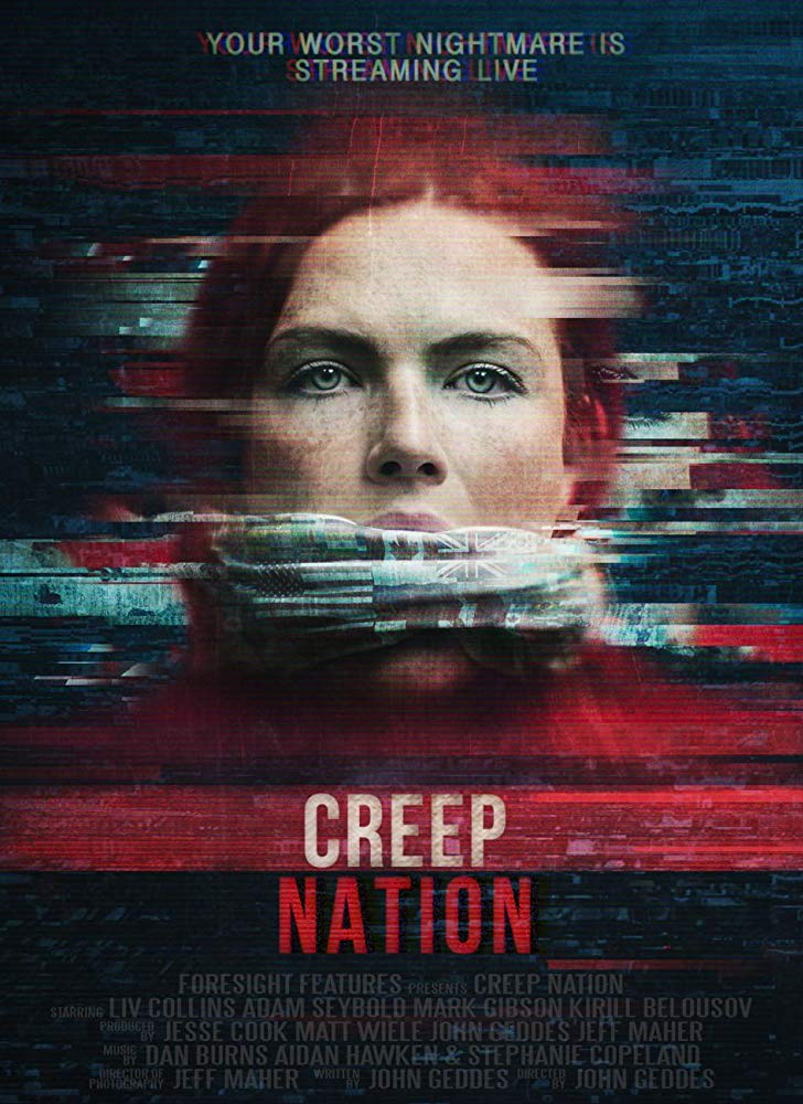 Creep Nation kapak