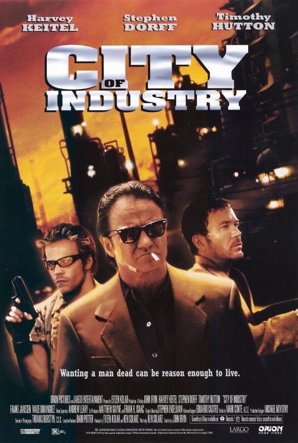 City of Industry kapak