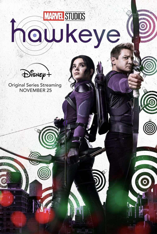 Hawkeye kapak