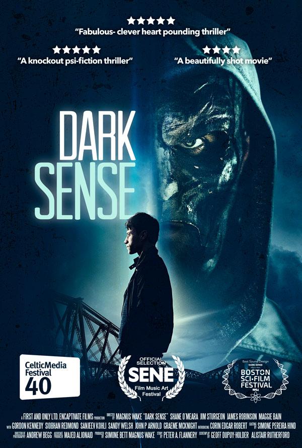 Dark Sense kapak