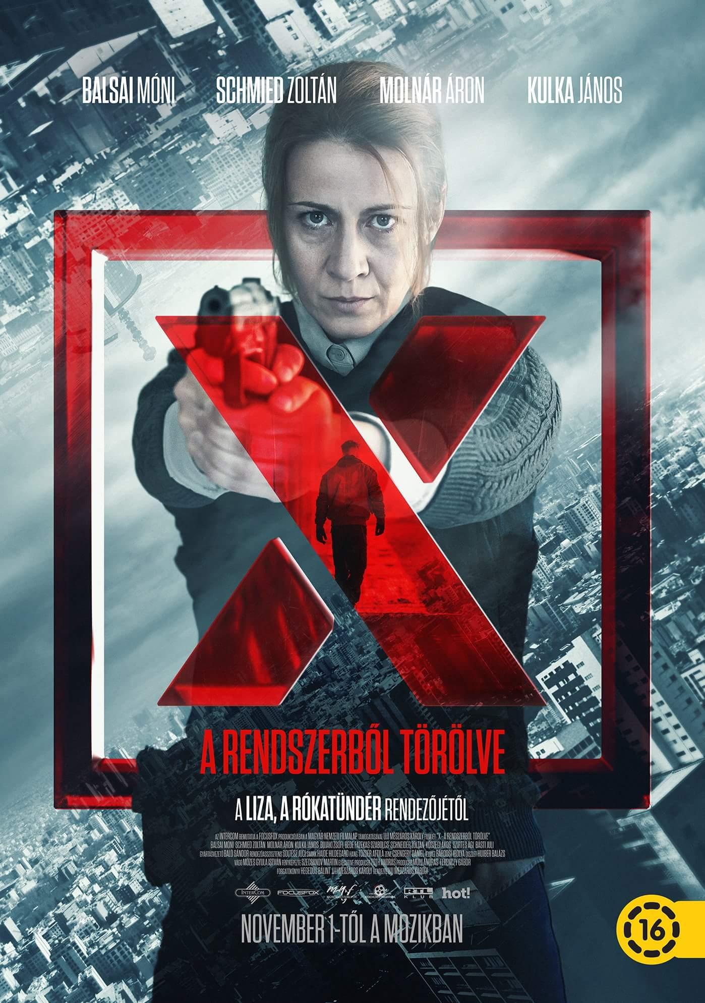 X - The eXploited kapak