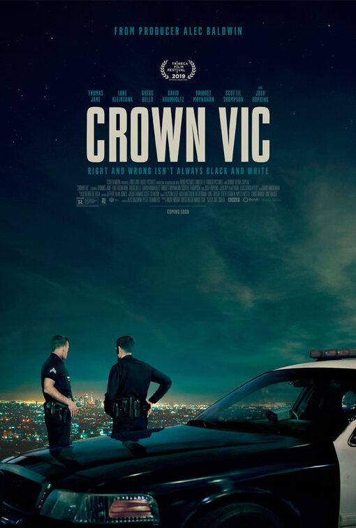 Crown Vic kapak