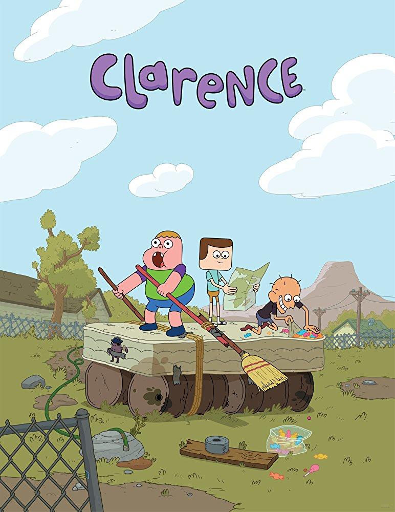 Clarence kapak