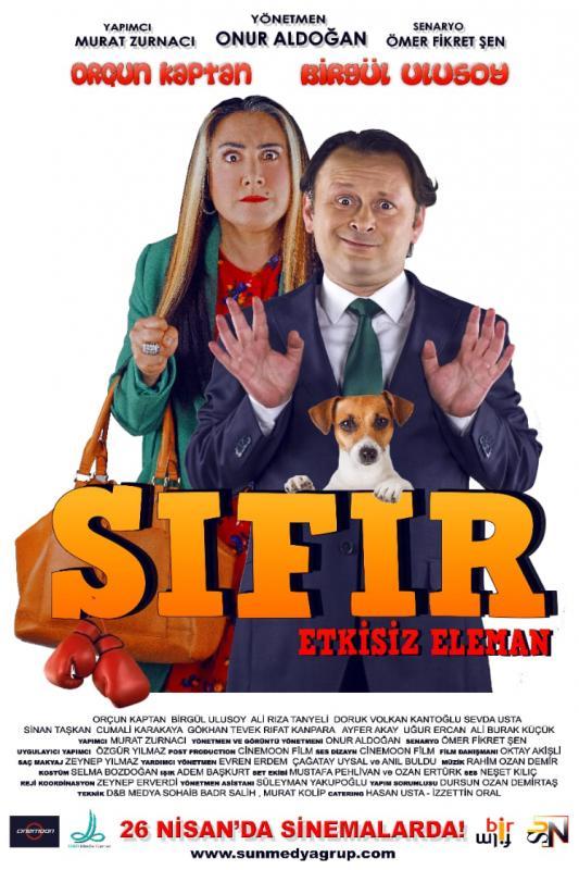 SIFIR: Etkisiz Eleman kapak