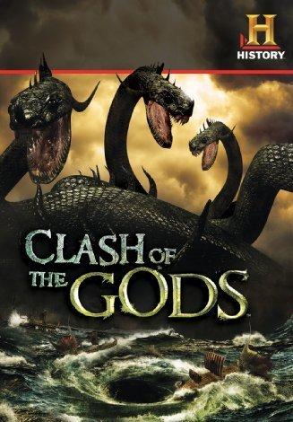 Clash of the Gods kapak