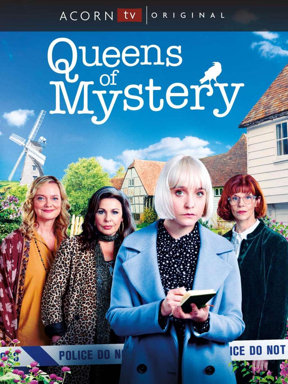 Queens of Mystery kapak