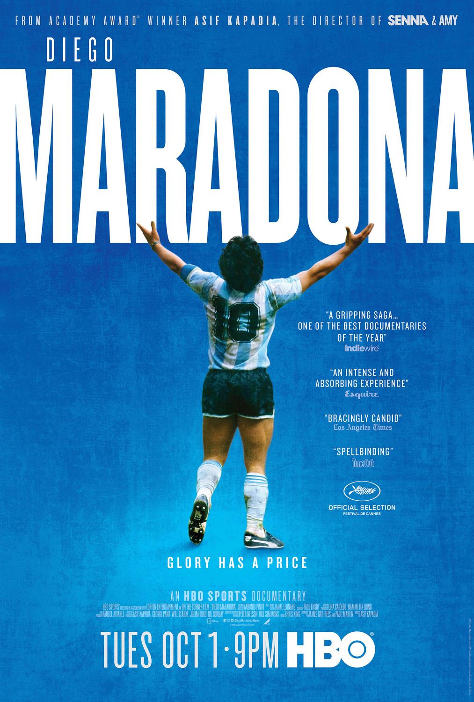 Diego Maradona kapak