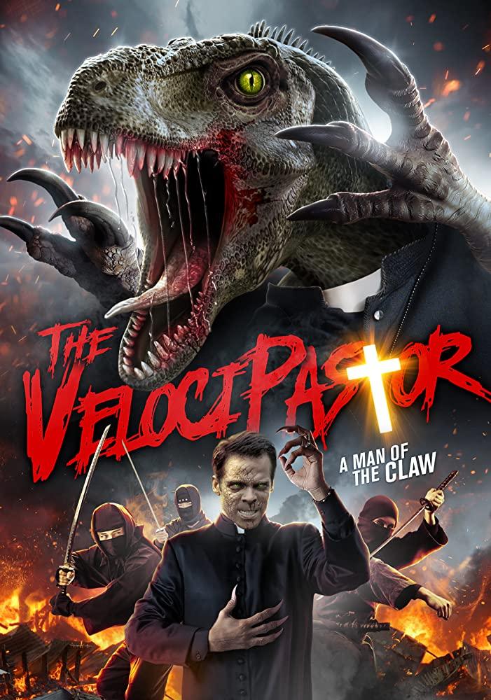 The VelociPastor kapak