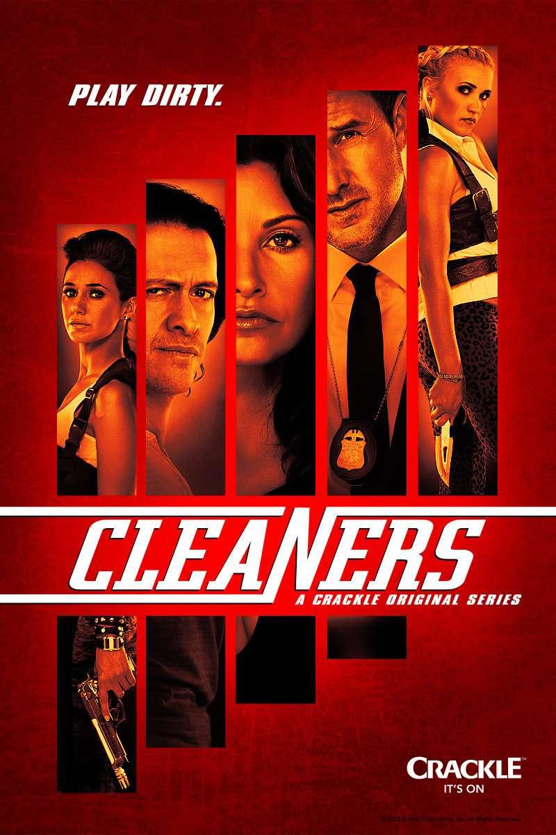 Cleaners kapak