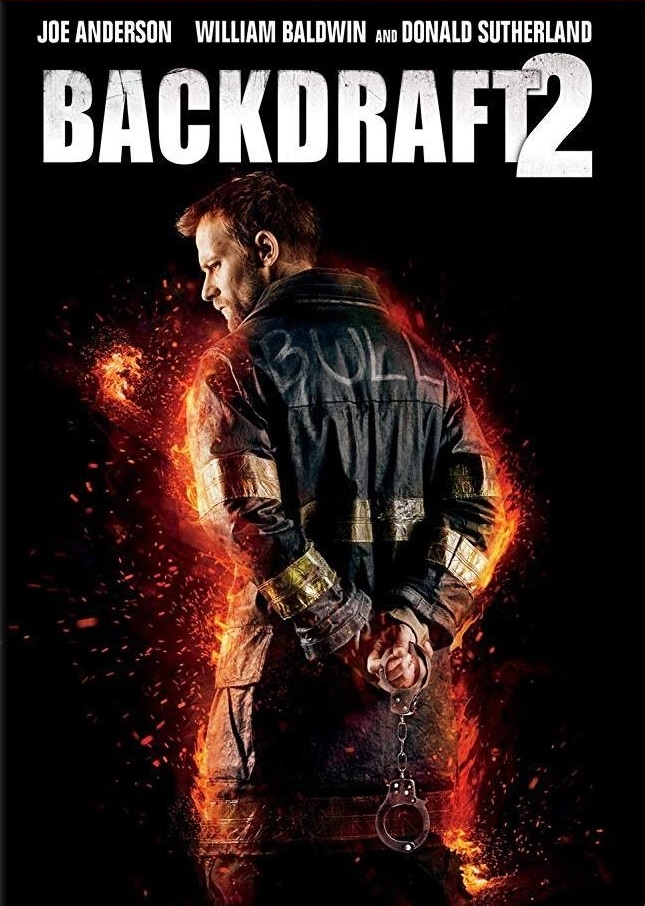 Backdraft II kapak