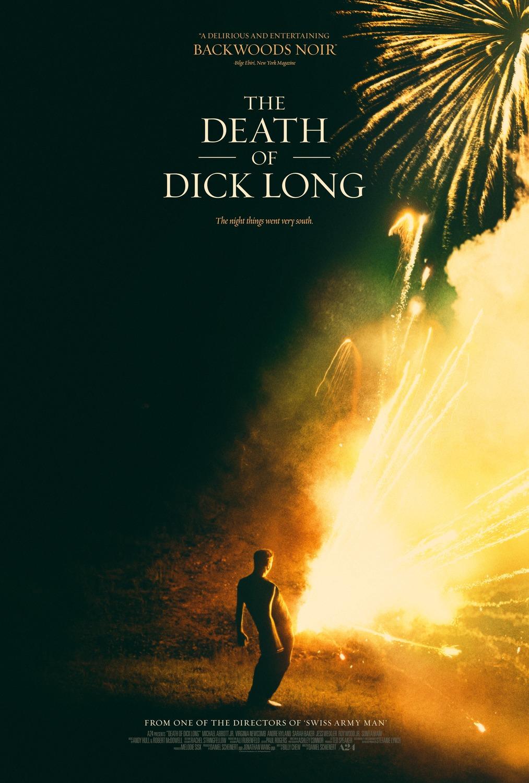 The Death of Dick Long kapak