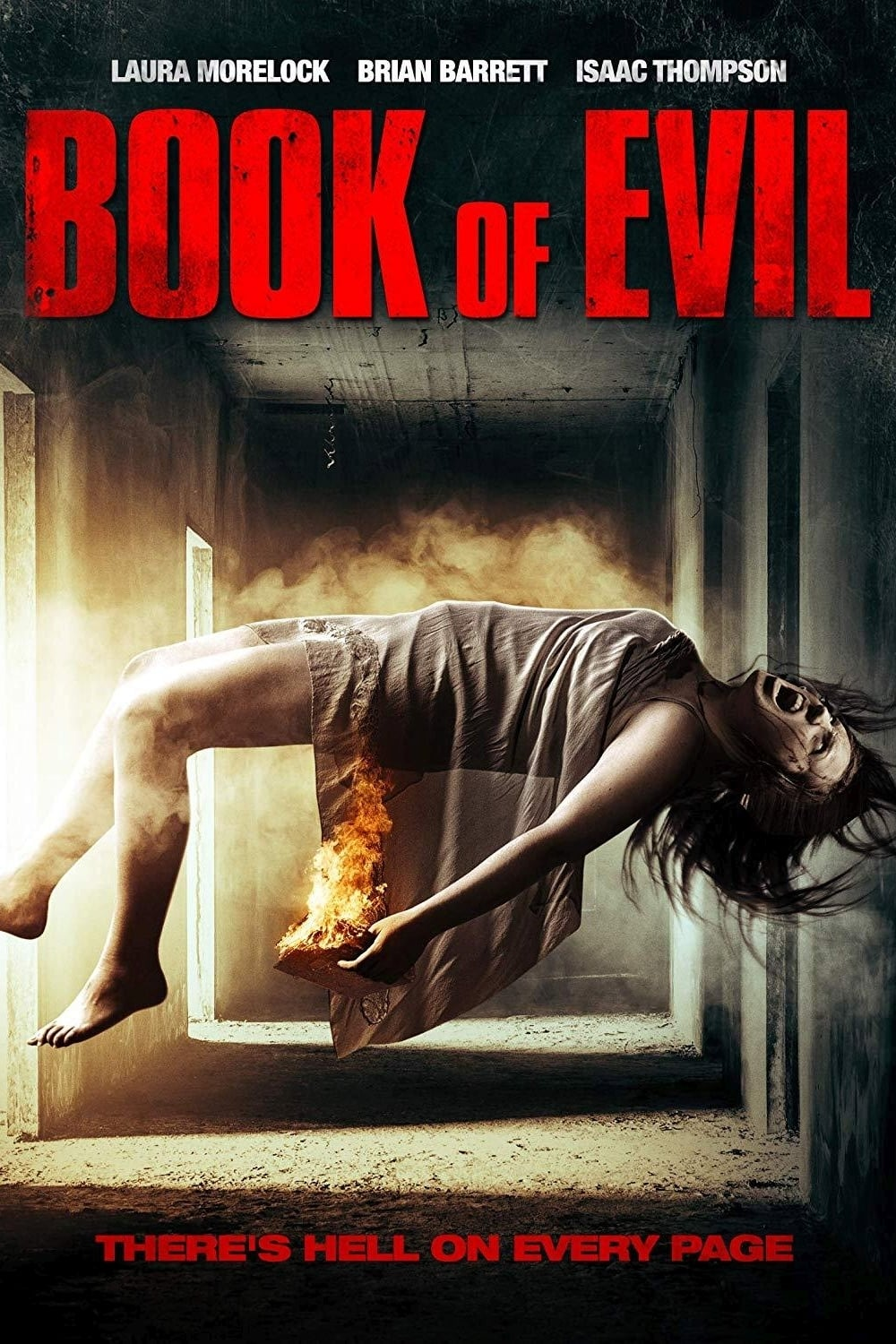 Book of Evil kapak