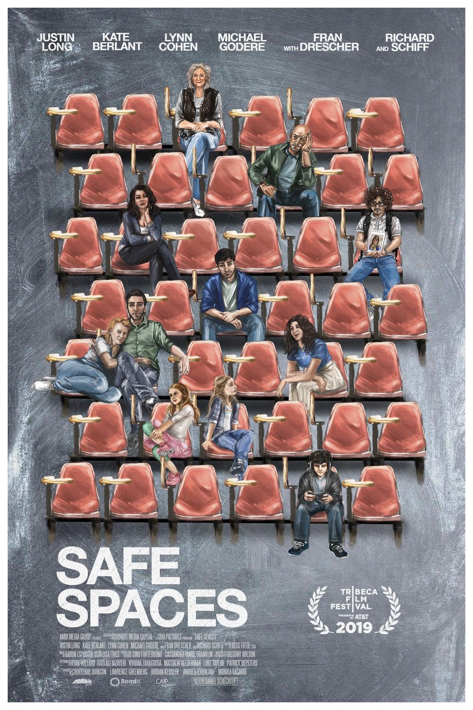 Safe Spaces kapak