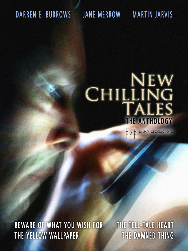 New Chilling Tales: The Anthology kapak