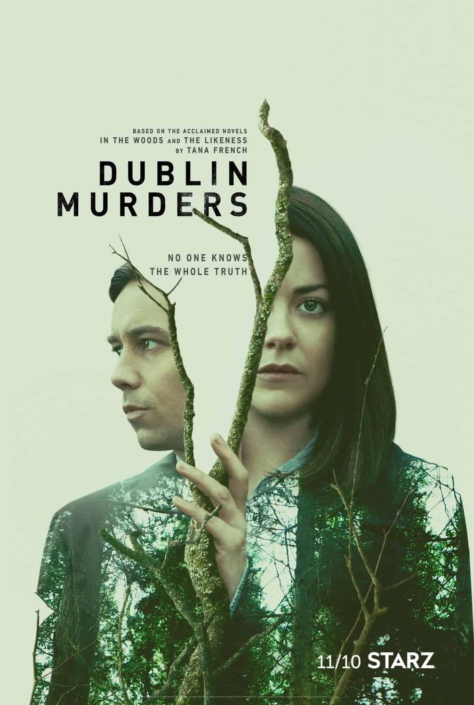 Dublin Murders kapak