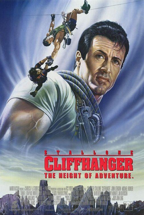 Cliffhanger kapak